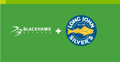 Blackhawk Network Selected by Long John Silver's to Launch, Manage Gift Card Program
