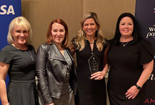 Blackhawk Network CEO and President Talbott Roche Honored with Women in Payments' Advocate for Women Award